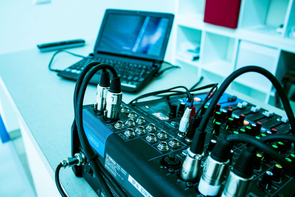 Regia audio e luci